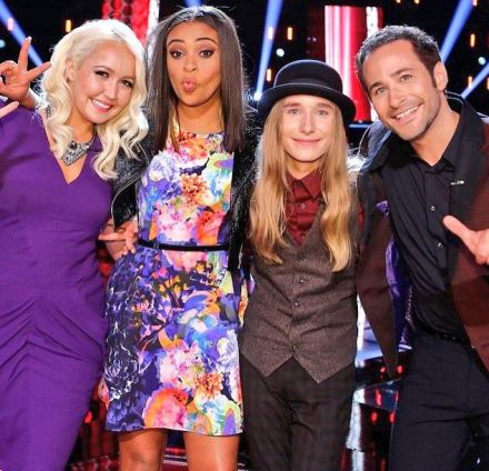 Top 4 the voice